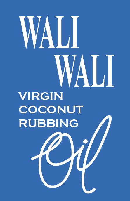 Wali Wali Rubbing Oil