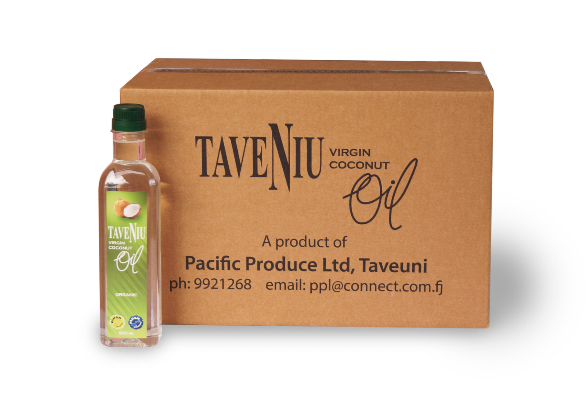 TaveNiu Virgin Coconut Oil Product Photos (3)