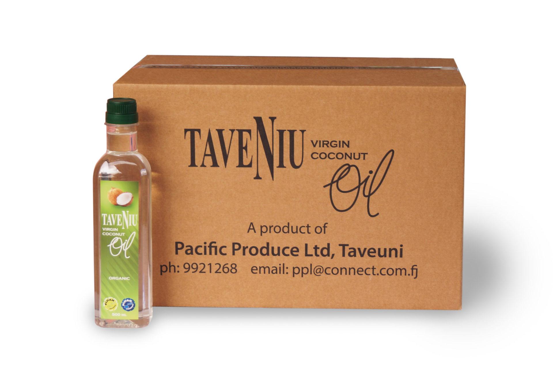 TaveNiu Virgin Coconut Oil Product Photos (3)